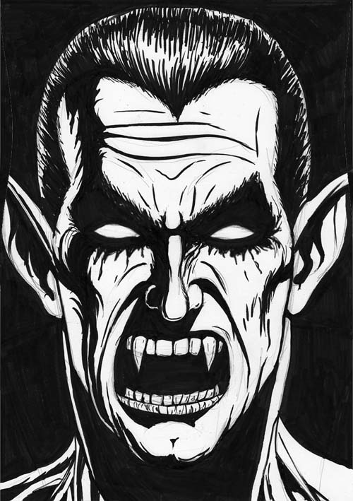 Dracula drawing with fixed mistakes