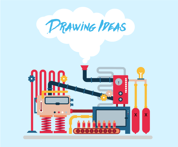 drawing ideas generator