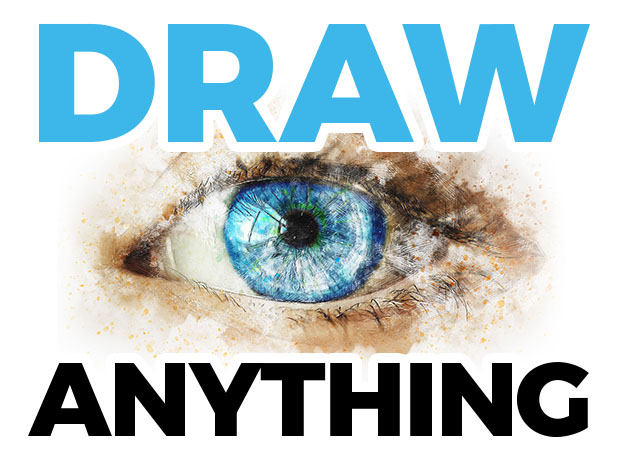 how to draw anything you want